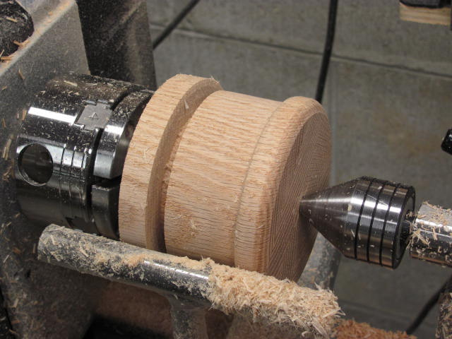 Finished Turning