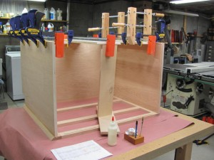 Cabinet Assembly
