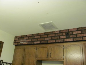 Kitchen ventillation