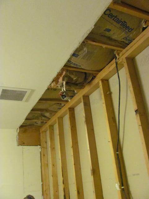 Re-insulation