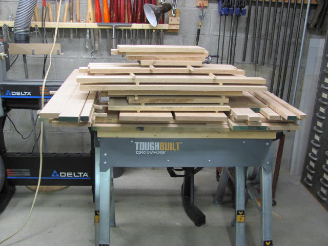 Dimensioned Lumber