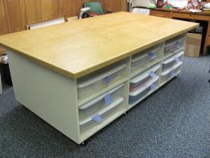 Craft Cabinet