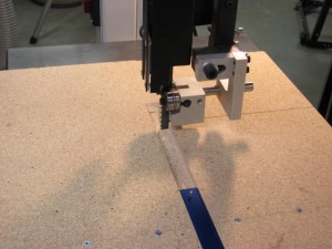 Pin-Blade Position