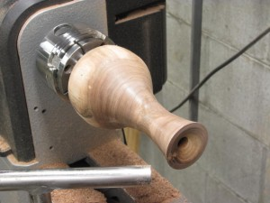 Turned and Sanded