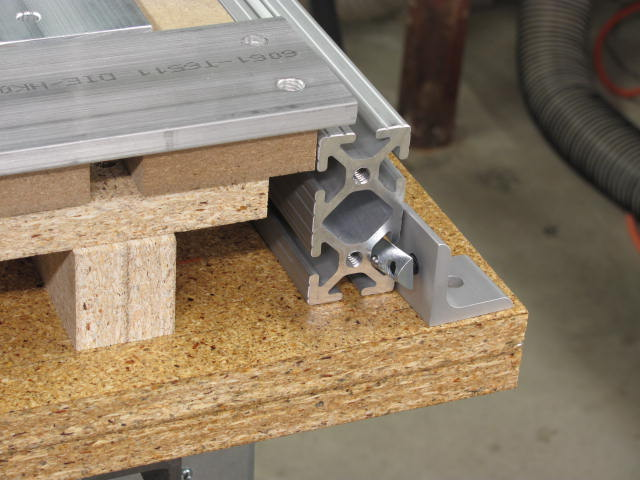 Table Mounting Brackets 2