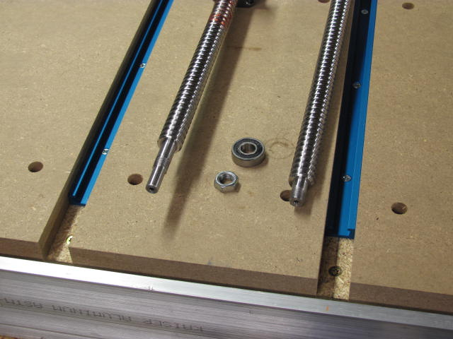 Lead Screw Ends