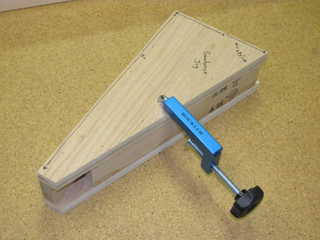 Leg Jig with Clamp