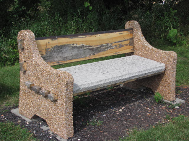Existing Bench