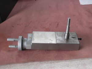 Compound Slide and Tool Post