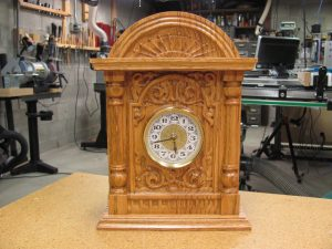 Completed Clock