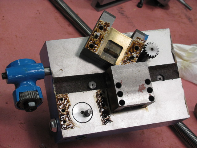 Sealing Block Two