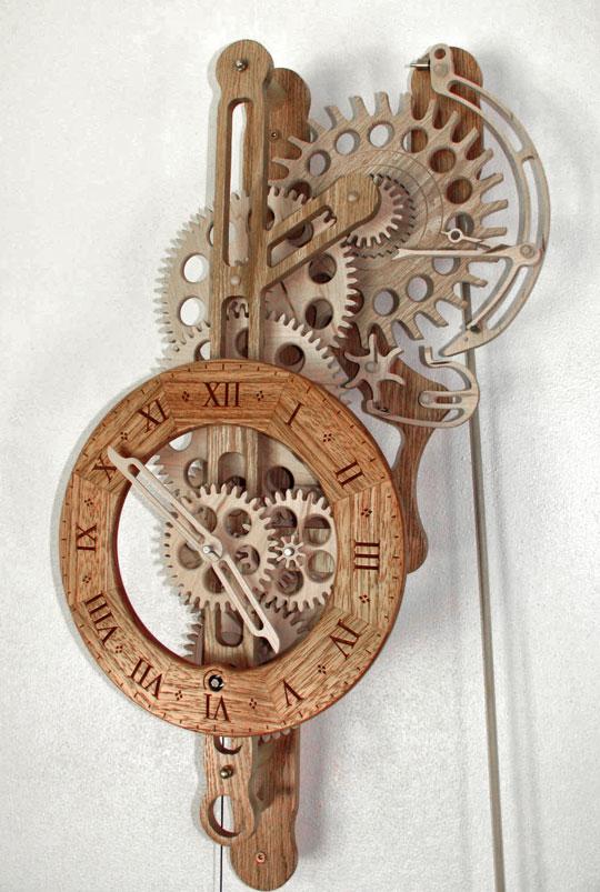 Brian Law's Clock 24